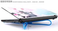 Cheap Simple Portable Computer Laptop Computer Heat Radiating Base Cross Type Radiator Bracket Free Shipping