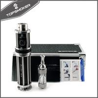 Cheap New Ecig Innokin 134 Innokin VW Vaporizer Itaste 134 Huge Vapor Cigarette MOD E-cig Kit for DHL Free