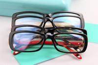 Wholesale Women fashion brand eyeglasses frame Tiff brand designer myopia glasses TF2062 acetate full rim Optical glasses frame
