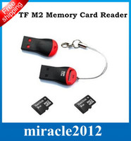 flash memory prices - Whistling USB Micro SD T Flash TF M2 Memory Card Reader adapter support GB GB gb GB best price