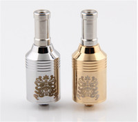 Cheap 2014 chi you Stainlessl Mechanical atomizer E Cigarette adapter Chi you Mod Mechanical mod E-Cigarette Battery body Free Shipping