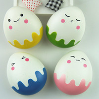 design egg holder - 1PCS D Lovely Cartoon Egg Design Soak Storage Contact Lens Box Case Holder Container