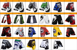 Wholesale Fashion New MMA shorts