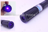 Cheap 2014Handheld blue Laser Torch with 5 star pattern 20000mw lazer pointer light candle better than fake 10000mW laser pen