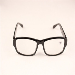 Wholesale The ultra lightweight PC reading glasses frame color for black
