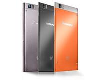Cheap 100% Original Lenovo K900 Cellphone Factory Sealed 2GB RAM 16GB ROM Intel Atom Z2580 Dual Core 2.0GHZ with 5.5'' FHD Screen Cellphone 5pcs