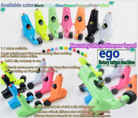 Wholesale 2014 Hot Sale Newest The Little Ego Rotary Tattoo Machine Guns Colors Available