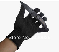Wholesale 1Pc Stainless Steel Metal Mesh Butcher Safety Cut Proof Protect Resistant Glove