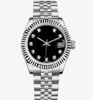 Wholesale Luxury brand Fashion dress style ladies watches women automatic movement wrist watch R25