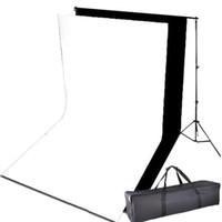 Wholesale Photography Photo X6M Muslin Backdrop Video Studio Background Support Set Kit