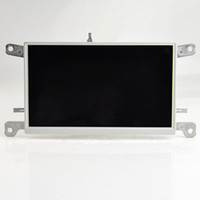 Wholesale Audi A4 S4 A6 S6 Navigation Display Screen quot TFT GPS LED DISPLAY für AUDI A4 A5 Q5 without MMI system T0 G