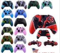 Cheap Colorful Soft Silicone Gel Rubber Case Skin Grip Cover For Microsoft Xbox One Xbox 360 Wireless Controller