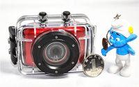 Wholesale Sports DVR Helmet Waterproof Camera HD Action Camera Sport Outdoor mini Camcorder DV hot digital video cameras free DHL