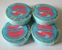 Wholesale Good Quality yard Double Sided Adhesive Tape for Skin Weft Hair Extension In Stock Stick Strong
