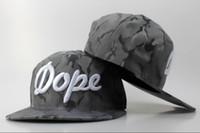 Wholesale Dope Snapback Hat Los Angeles Snapbacks New Snap Back Hats Ball Snap Backs Cap Boys Girls Party Hip Hip Cap Sports Caps High Quality