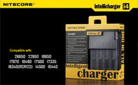 Nitecore I4 Charger Universal Charger for RCR123A 16340 1865...