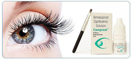 Wholesale Bimatoprost Ophthalmic Solution Generic Version Latisse SEALED Authentic CAREPROST EYELASH GROWTH LIQUID brow Grower Longer Eyelashes