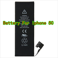Wholesale DHL For apple iphone C Li ion Battery mAh V Replacement Repair Parts Flex Cable iphone5C Cell Phone Batteries best prices