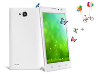 Wholesale Quad core Smartphone Ampe A50 inch MTK6582 GB GB HD X720 HD Screen Android4 Dual Cameras GPS G Dual sim Cell phone ZKT