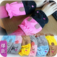 Wholesale Manufacturers selling bowknot plush short sleeve short sleeve sleeve sleep rabbit linter sleeves