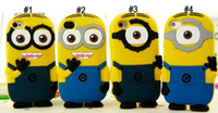 Hot Sale 3D Despicable Me Soft Silicone Gel Rubber Case Back...