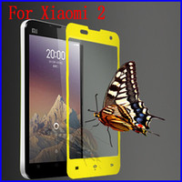 Colorful 0. 4mm Tempered Glass for Xiaomi 2 Screen Protector ...