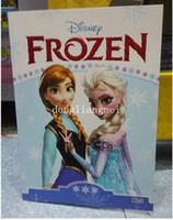 Wholesale 150pc FROZEN Story Book Elsa Storybook Snow and Ice Child s Educational Book Child s Comic Book Z379