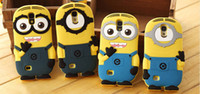 for Samsung Galaxy S3 S4 i9500 S5 Note3 N9000 3D Despicable ...