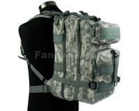 Wholesale Multifunctional D Molle Tactical Hydration Backpack Waterproof Hunting Assault Bag Tan BK ACU OD Woodland