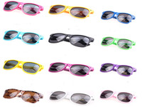 Cheap 2014 wholesale Multycolors cool lenses fashion men sunglasses UV protection optical Aviator vintage big sun glasses women 5637