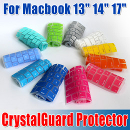 Wholesale Colorful Keyboard Protector Skin Silicone Laptop Keyboard Protector For MacBook quot quot quot seven eleven