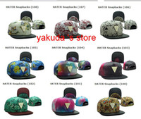 More Than 100 Styles, 2014 New Arrived Hot Caps, HATER Snapbac...