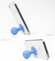 Wholesale Mobile Sucker stand cradle holder for iPhone Samsung Galaxy S2 Smart mobile