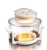 Wholesale Deluxe L halogen heater lamp turbo oven TM CKY KM Halogen Oven