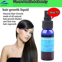 Wholesale days guaranteed Hair loss product fast hair growth liquid stop hair loss liquid hair dense liquid ml
