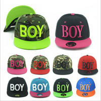 Wholesale Hot Sale Fashion Design High Quality Men Women Flat Brim Hat Adjustable Hat