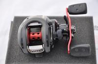 Cheap Hot Sale New Abu Garcia BLACK MAX BMAX2 4+1BB Baitcasting Fishing Reel