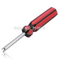 bicycle tire remover - Car Truck Bicycle Screwdriver Valve Stem Core Remover Tire Repair Install Tool