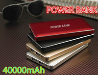 Wholesale Power Bank mAh Backup Power Recharge External Battery Pack For mp3 Mobile Phone samsung phone