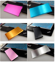 batteries recharge - ultra thin Power Bank mAh Backup Power Recharge External Battery Pack For mp3 Mobile Phone05