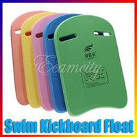 Cheap Swim Training Aid Kickboard Float Board Tool For Kids Adults Safe Pool Swimming