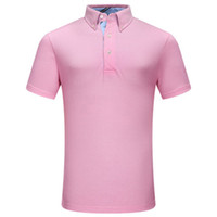 Wholesale 2014 New fashion men Polo golf shirts in large size T shirt in men s clothing short sleeve hot selling new in fashion mens sports t shirts