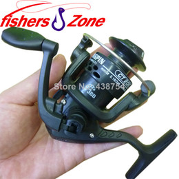 Wholesale New BB Ball Bearings Right Hand Interchangeable Collapsible Best Fishing reel spinning reel high gear ratio for fishing