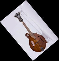 Wholesale Handmade all solid wood Mandolin Mandolin F type Top Quality