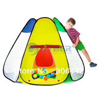 Cheap New Children Kids Play Tent Toy Game House Baby Tent Indoor & Outdoor Tent Large Size 14843