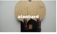 Wholesale High quality STIGA AC pingpong balde ALLROUND WOOD NCT CS FL table tennis racket