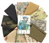 Wholesale Tactical Camouflage Scarf Net Cover Scarf Veil Face Mesh Camouflage Collar multi function Scarf Military Scarf