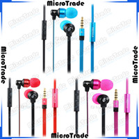 Cheap Earphone with mic Best 2m cable