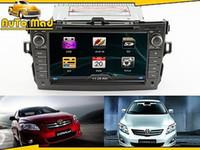 australia radios - solid Toyota Corolla Sedan In Dash Car Radio DVD GPS Navi Inch Touch