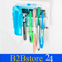 UV Toothbrush Sanitizer Auto Power Off Toothbrush Sterilizer...